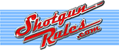 The Official Shotgun Rules Logo